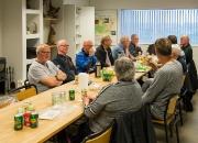 Sommerafslutning i regnvejr 2018 - Præstbjerg Naturcenter
