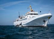Færgen fra Büsum til Helgoland