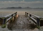 2.`Vinter`:Broen af Kaj B. Kristensen