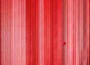 3.`Rødt`:Striber af Mette Müller