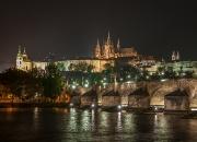 3. Den sovende by `Nat over Prag`af Alex Skytte.
