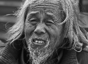 3. Monochrome: `Kineser i Shanghai `af Tommy Bay