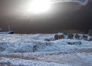 Januar: 'På vej i Havn' af Kaj B. Kristensen