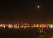 Lemvig by night